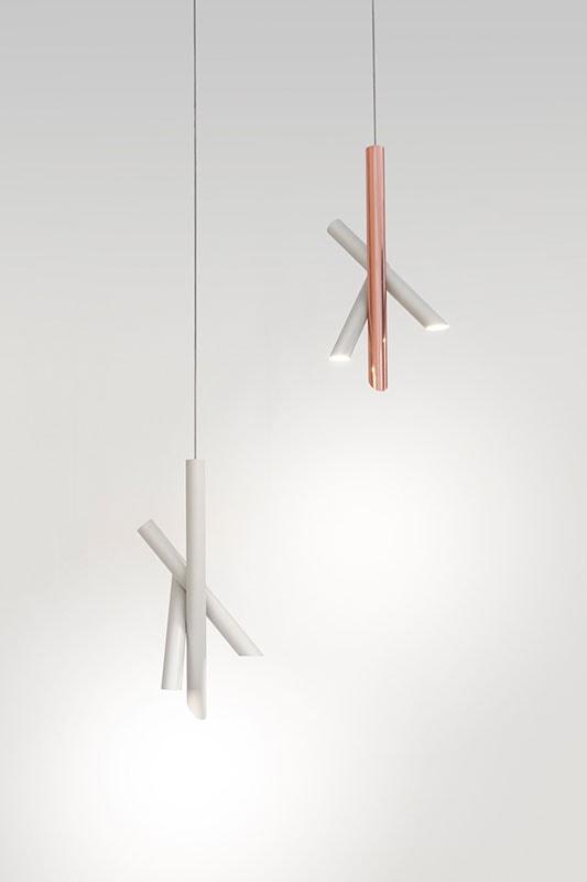 NEMO Tubes 3 lampada sospensione gallery 4