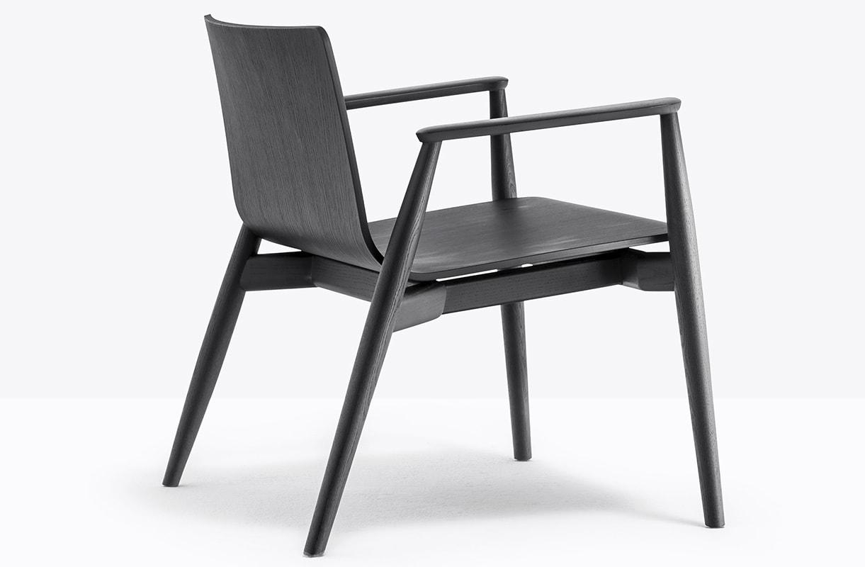 Pwdrali Malmo sedia in legno - gallery1