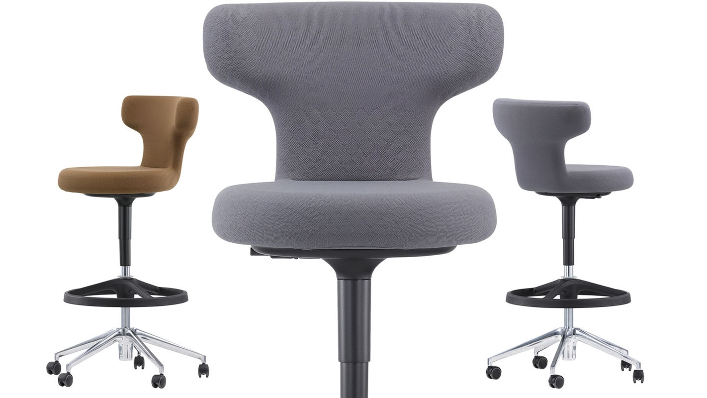 VITRA Pivot stool sgabello gallery 4