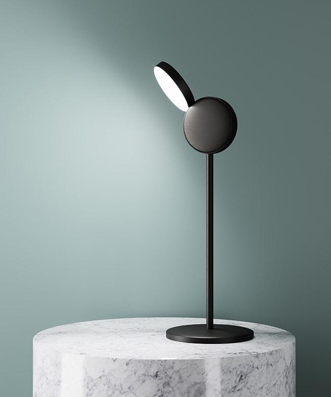 FONTANAARTE Optunia lampada tavolo gallery 1