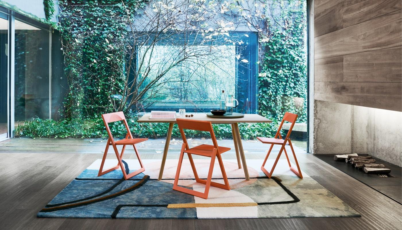 Magis Aviva sedia in legno - gallery