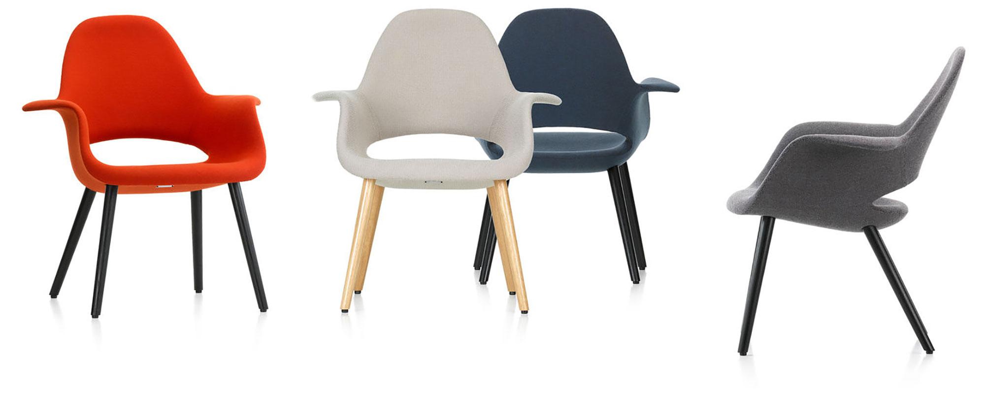 VITRA Organic chair gallery 1