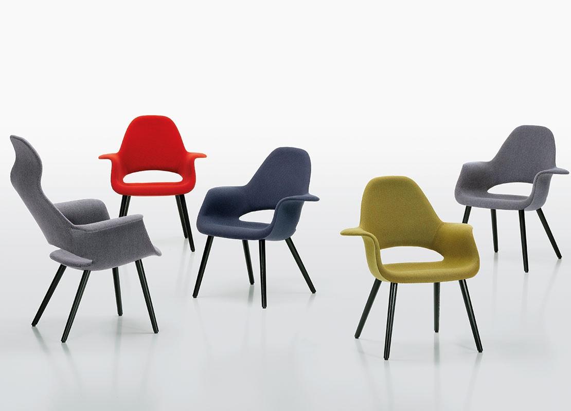 VITRA Organic chair gallery 3