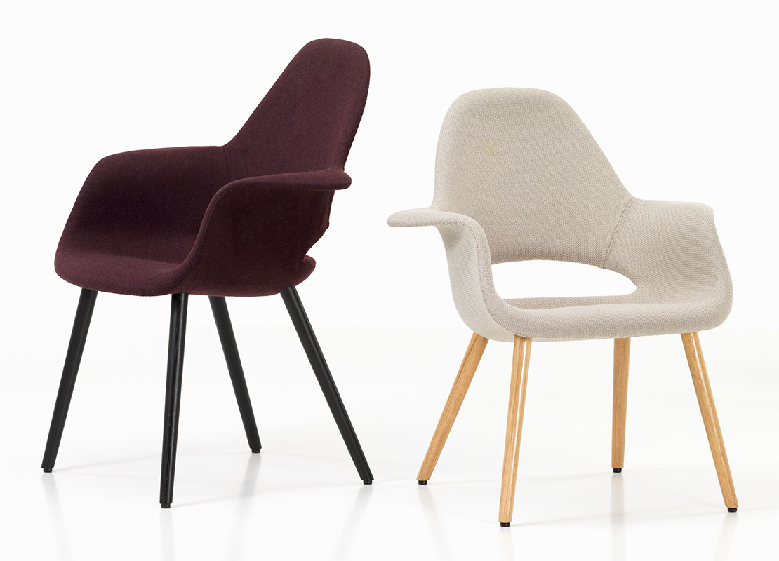 VITRA Organic chair gallery 4