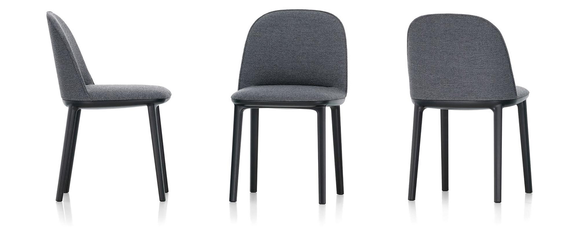 VITRA Softshell side chair gallery 1