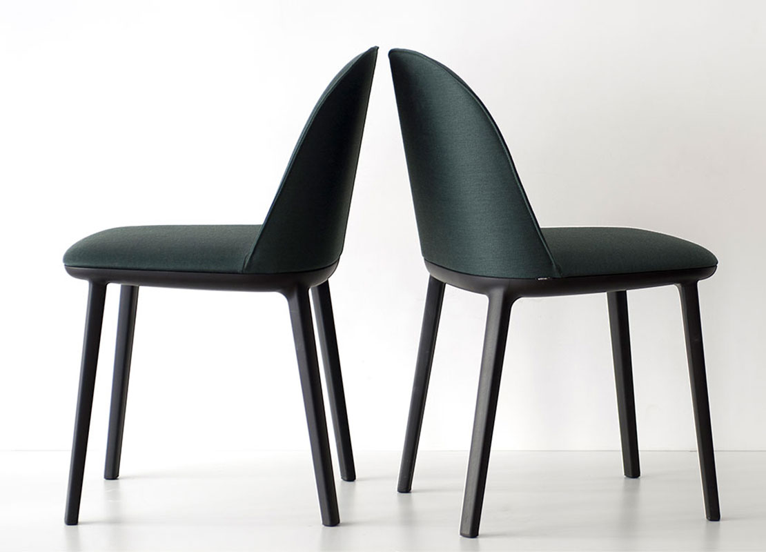 VITRA Softshell side chair gallery 5