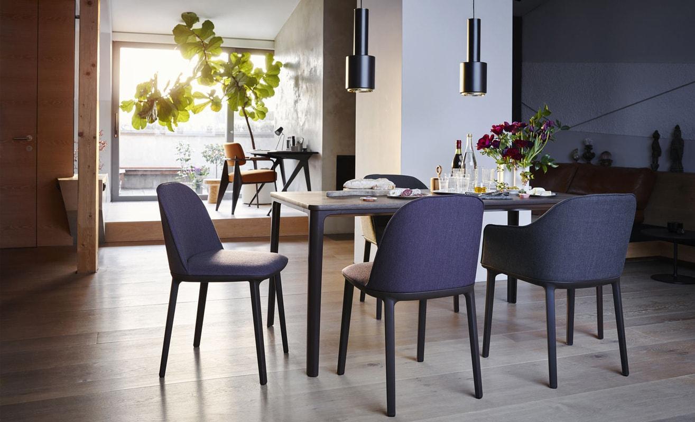 VITRA Softshell Side Chair gallery 6