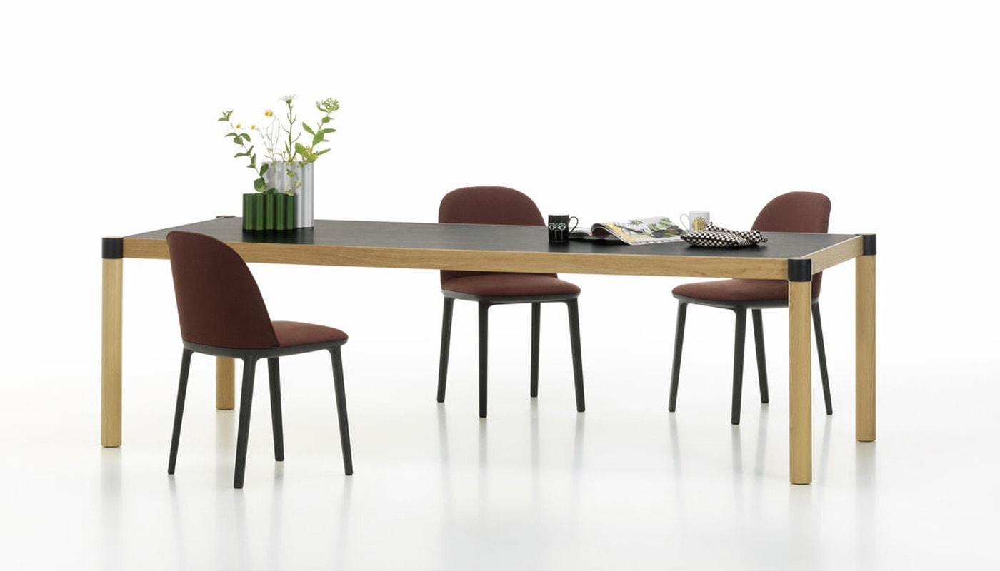 VITRA SoftShell Side Chair gallery
