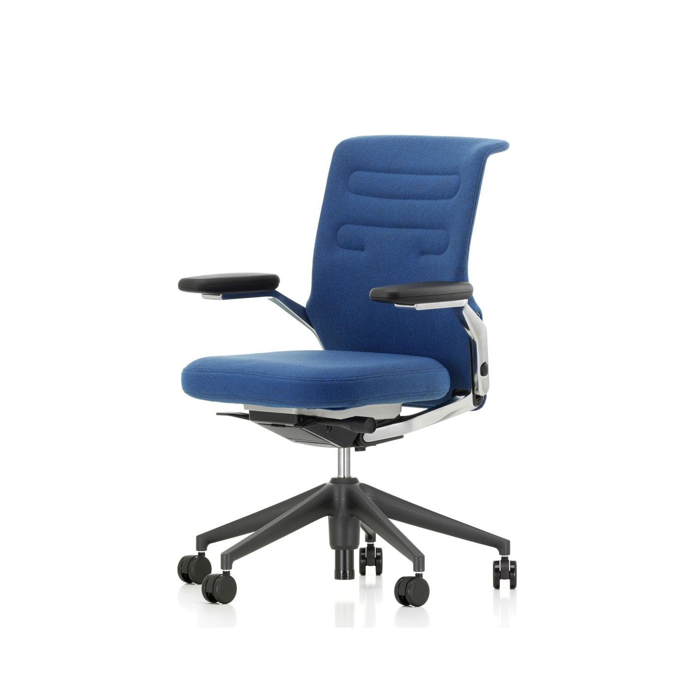 Vitra AC5 Work lowback sedia ufficio braccioli regolabili