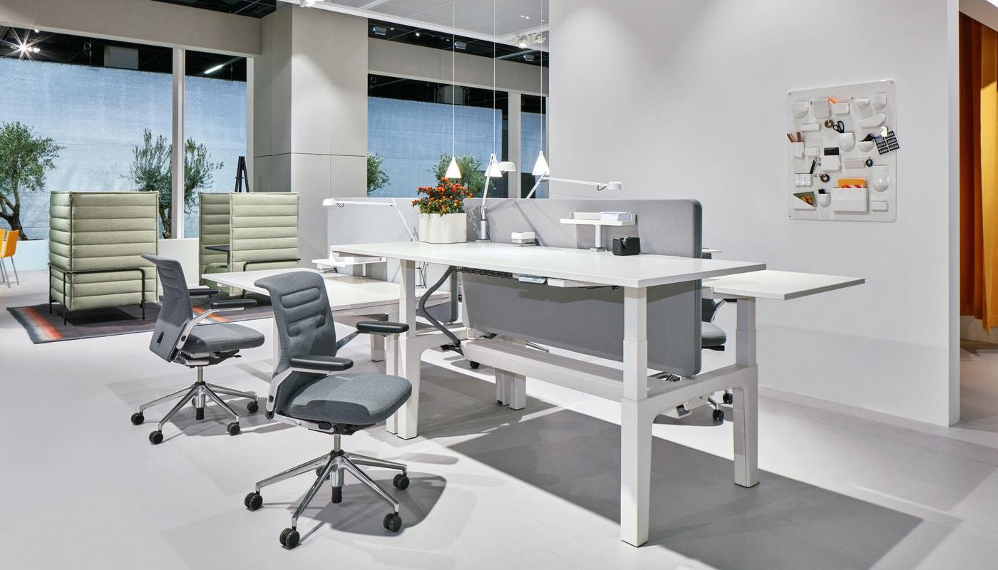 Vitra AC5 Work lowback sedia ufficio - vendita online gallery