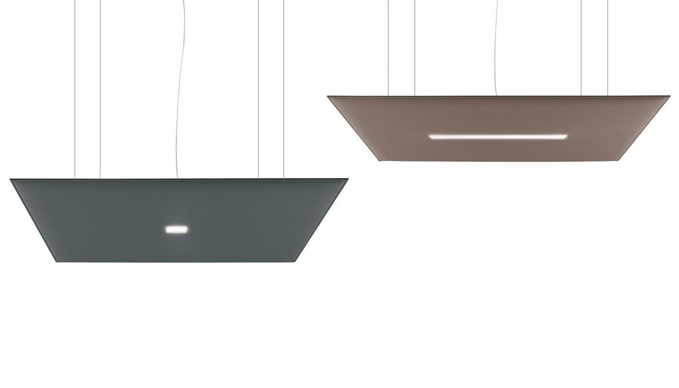 CAIMI Oversize LUX lampada fonoassorbente gallery 7