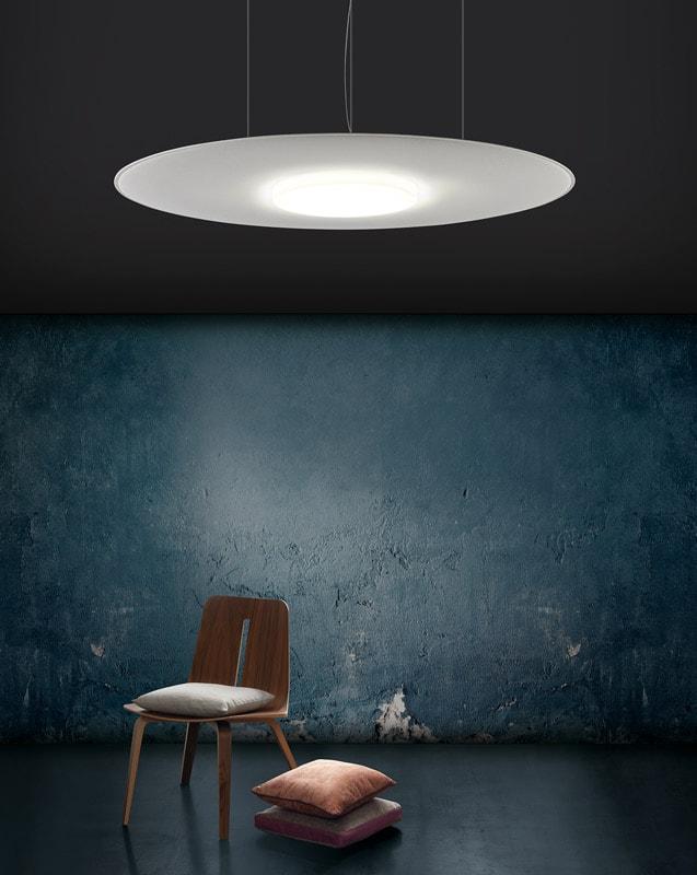 CAIMI Giotto-LUX lampada fonoassorbente gallery2