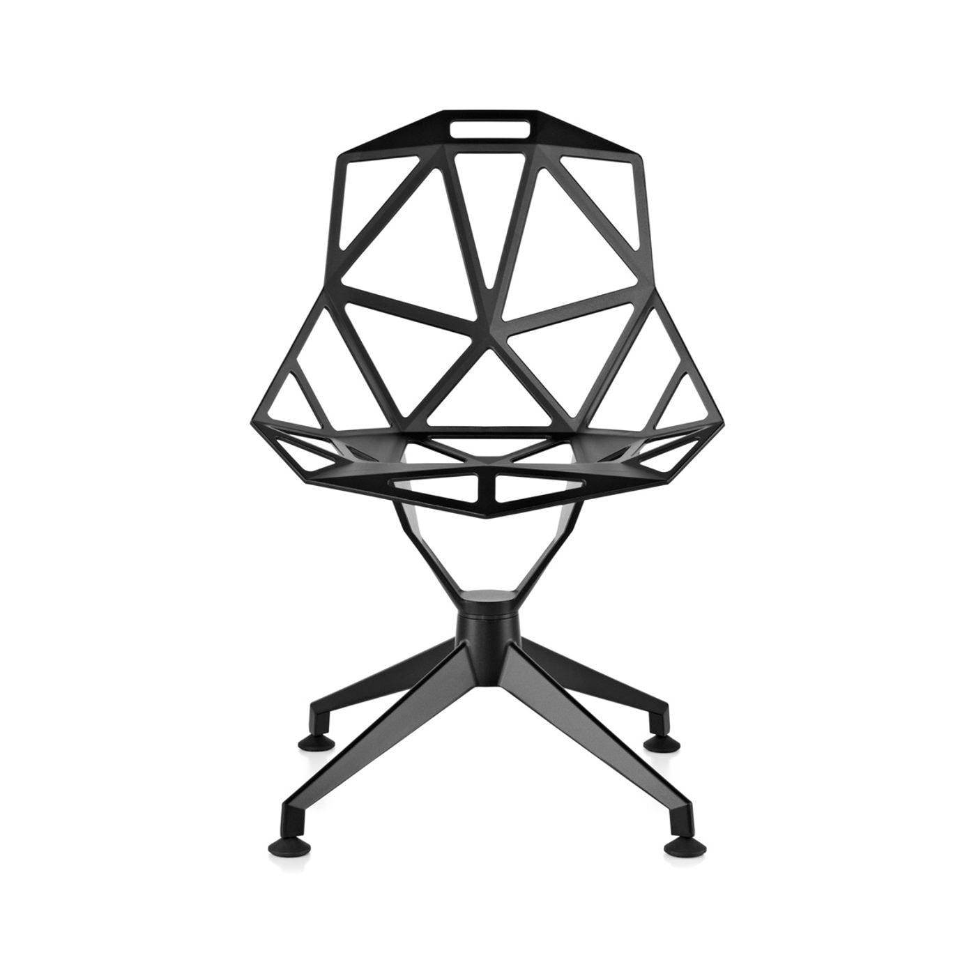 MAGIS_Chair one 4star sedia girevole