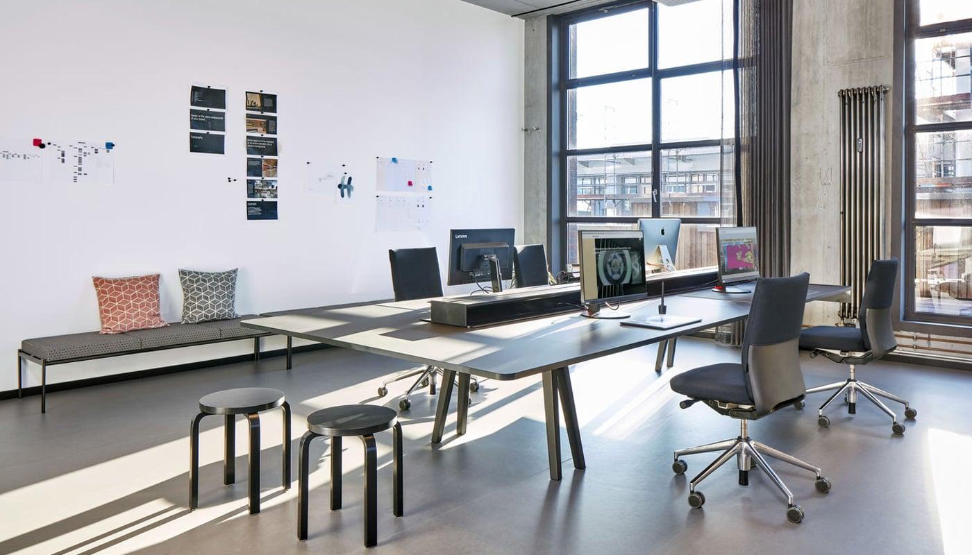 VITRA ID Soft poltrona ufficio gallery 5