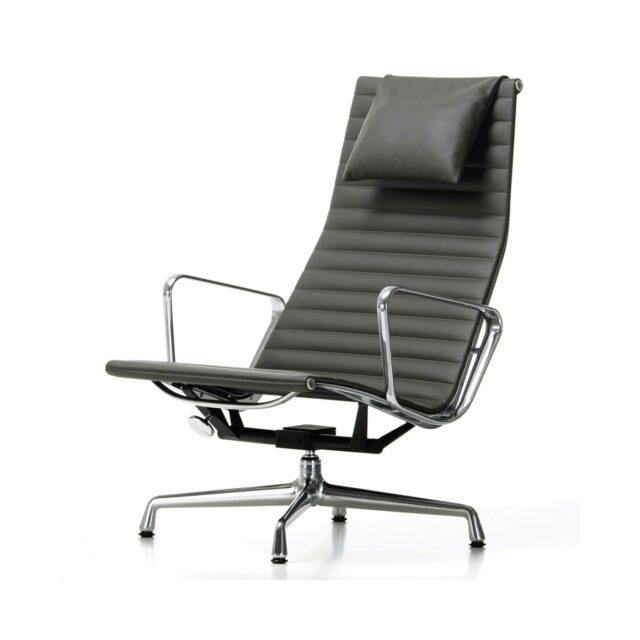 VITRA Aluminium Chair EA 124 lounge