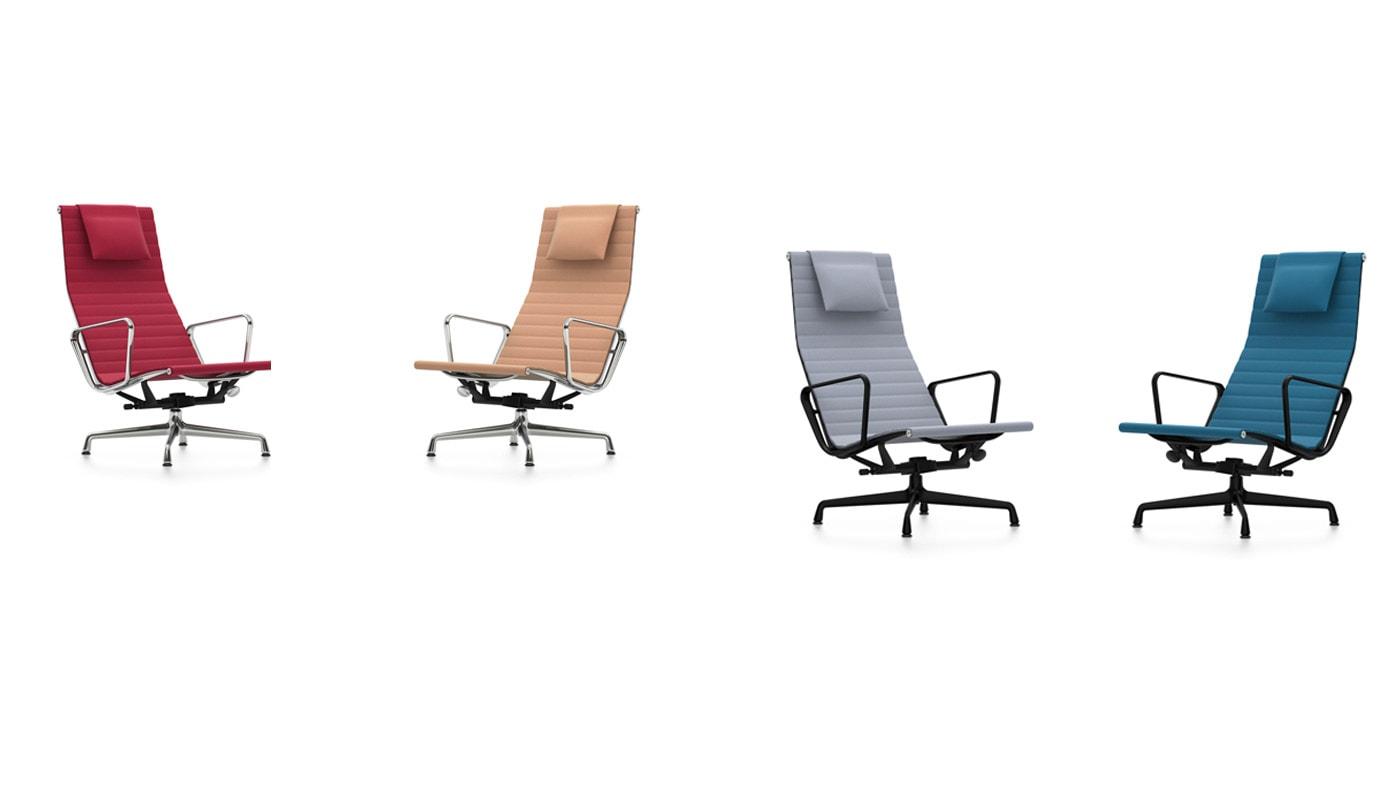 VITRA Aluminium Chair 124 gallery 4