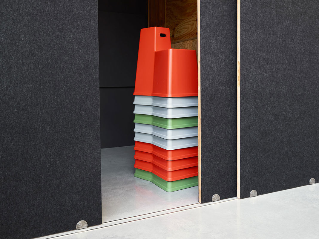 VITRA Stool-tool sgabello gallery 4