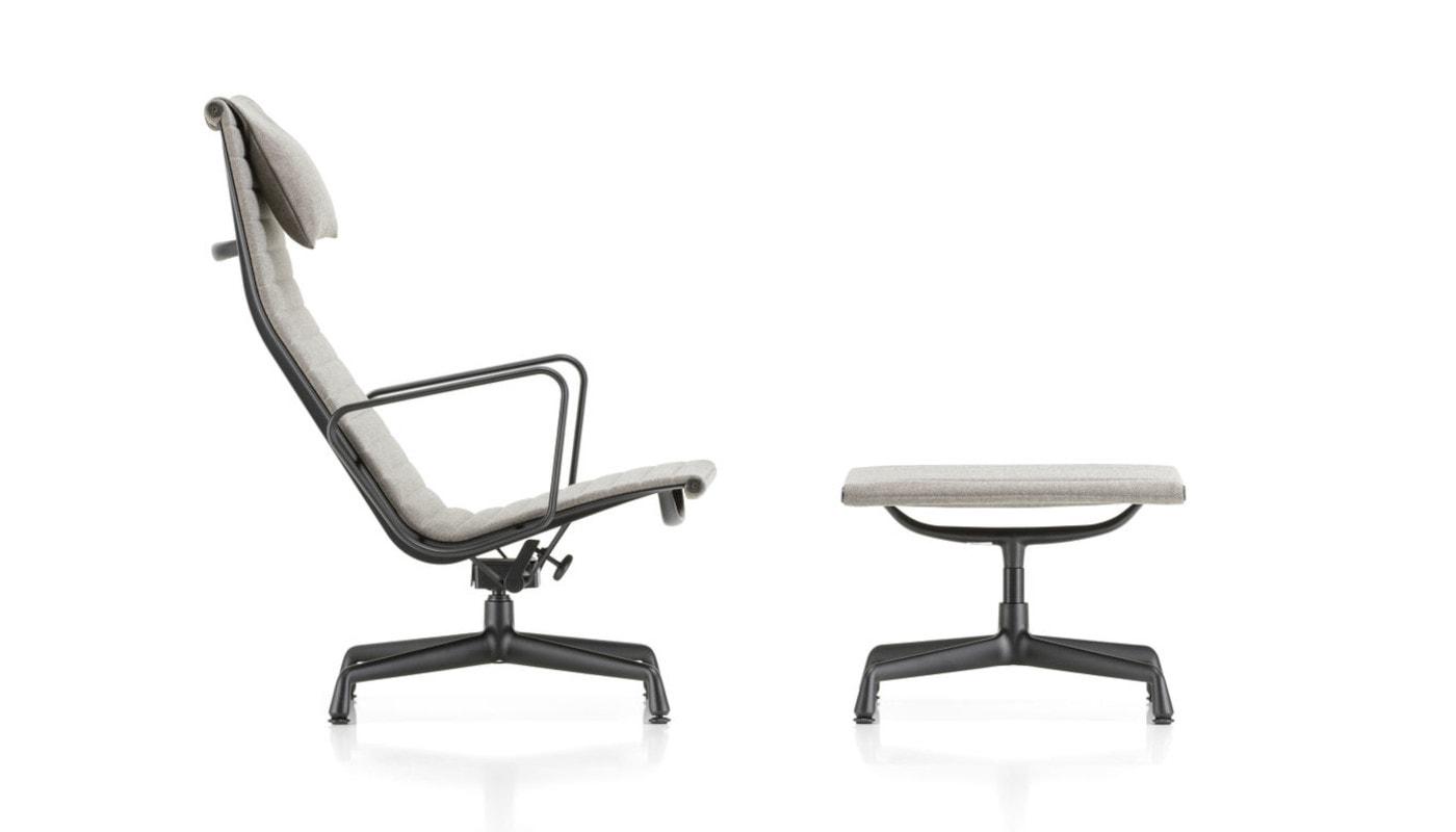 Vitra Aluminium Chairs EA 124 125 - vendita online gallery