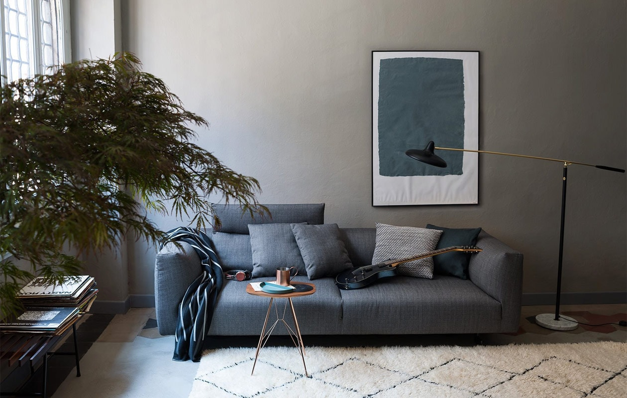 ZANOTTA KIM divano Gallery 4