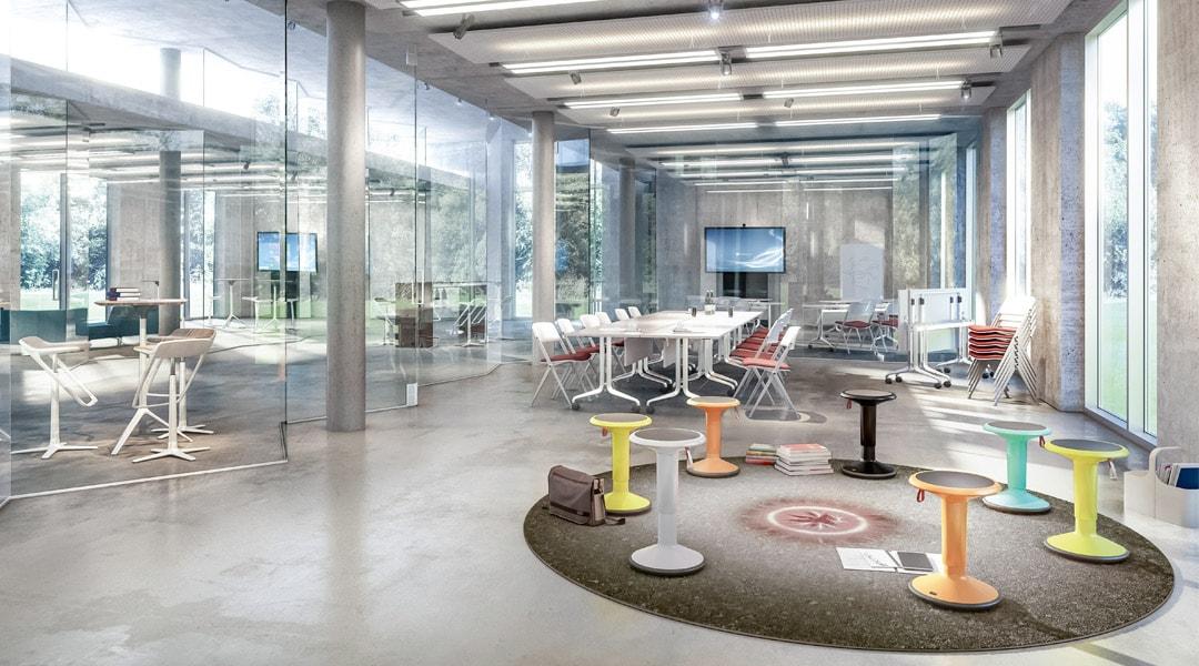 Interstuhl - Bimos. sedute tecniche ufficio shop online