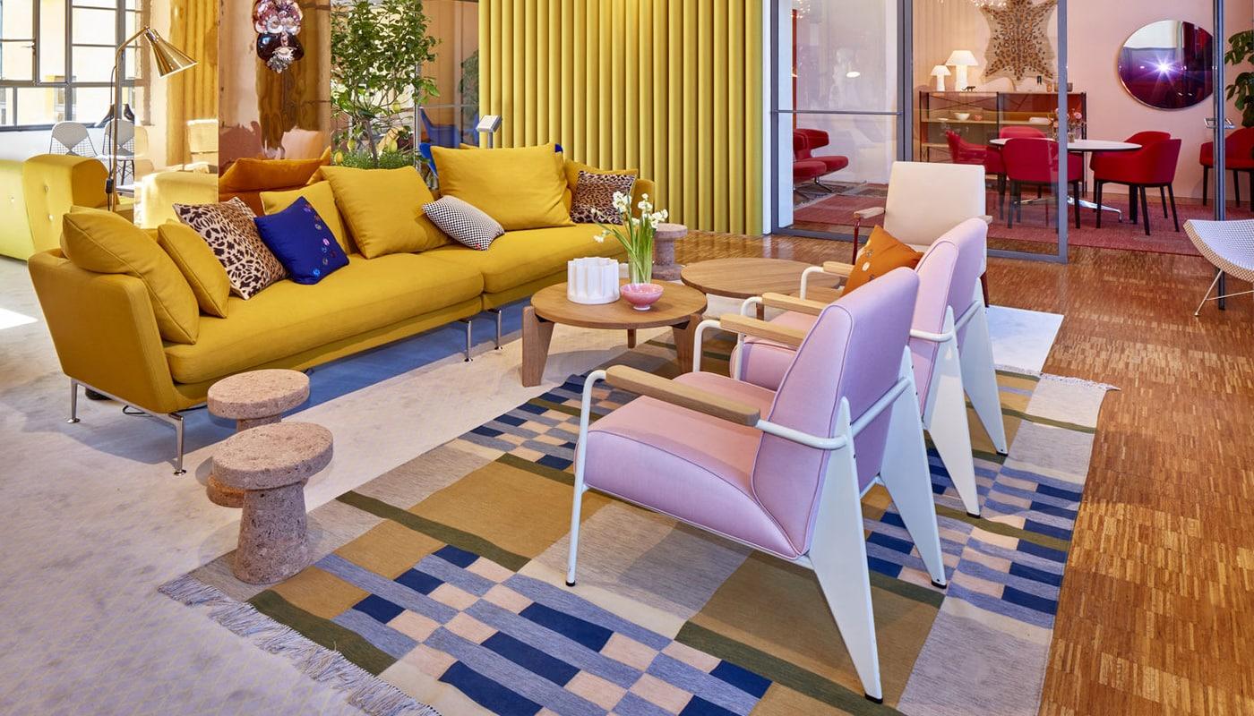 Vitra Fauteuil de salon poltroncina vendita-online