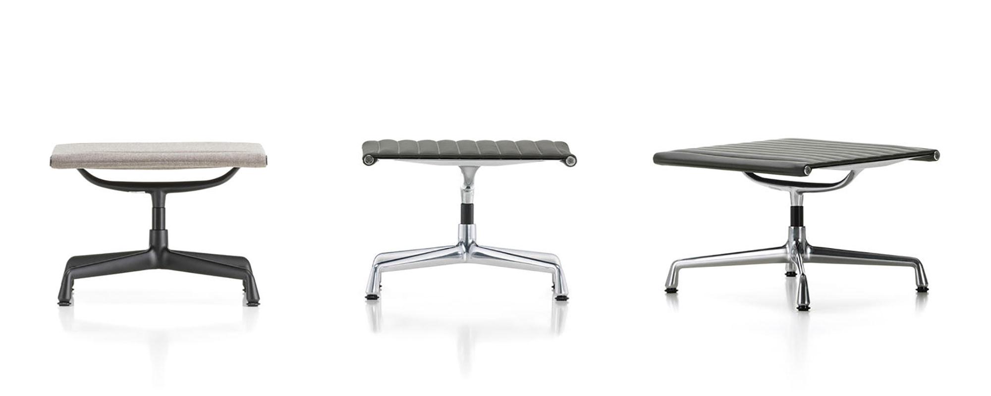 VITRA Aluminium-chair EA124 EA125 gallery 2