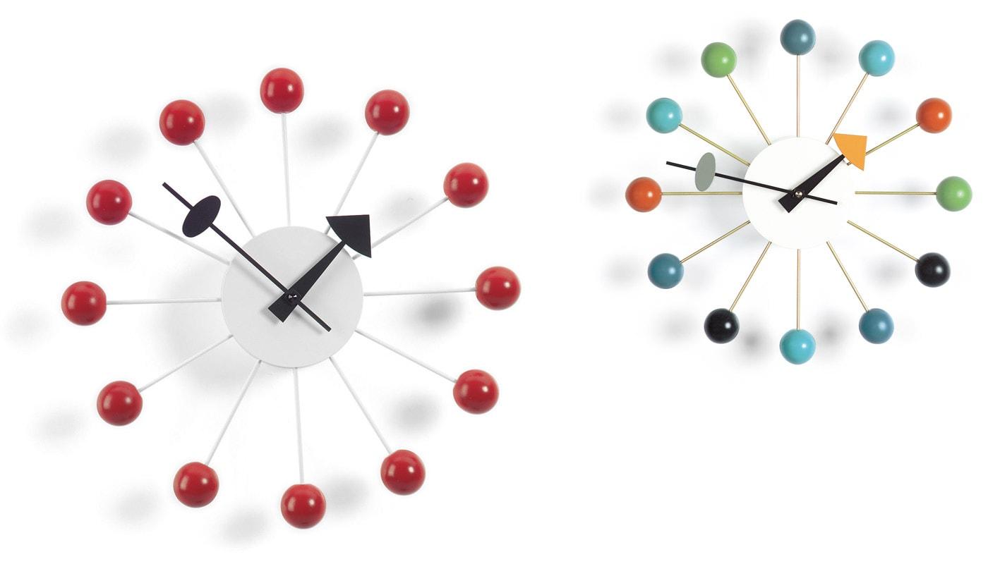 VITRA Ball Clock orologio da parete gallery2