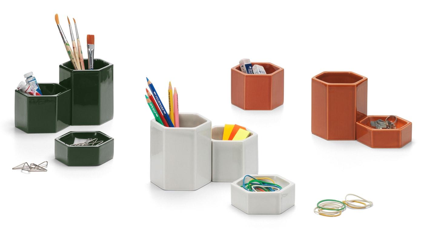 VITRA Hexagonal container gallery
