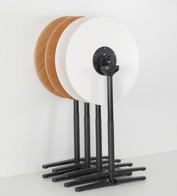 VITRA Super Fold Table tavolo a ribalta gallery 3