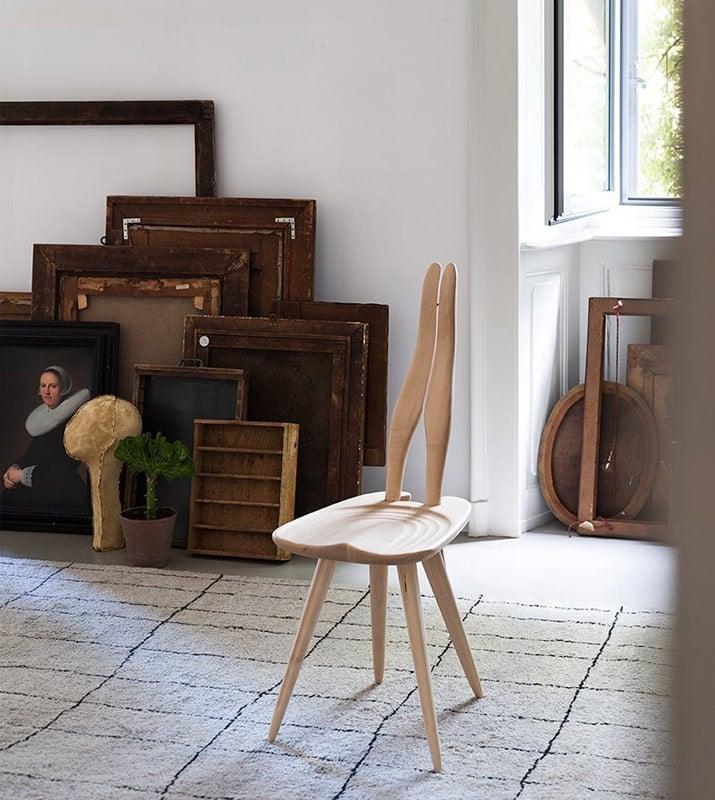 ZANOTTA 2051 Fenis sedia Gallery 1