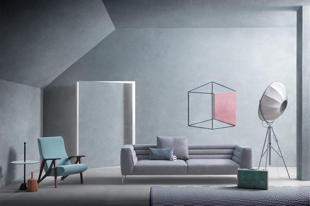 ZANOTTA Botero divano - Gilda - Servonotte gallery