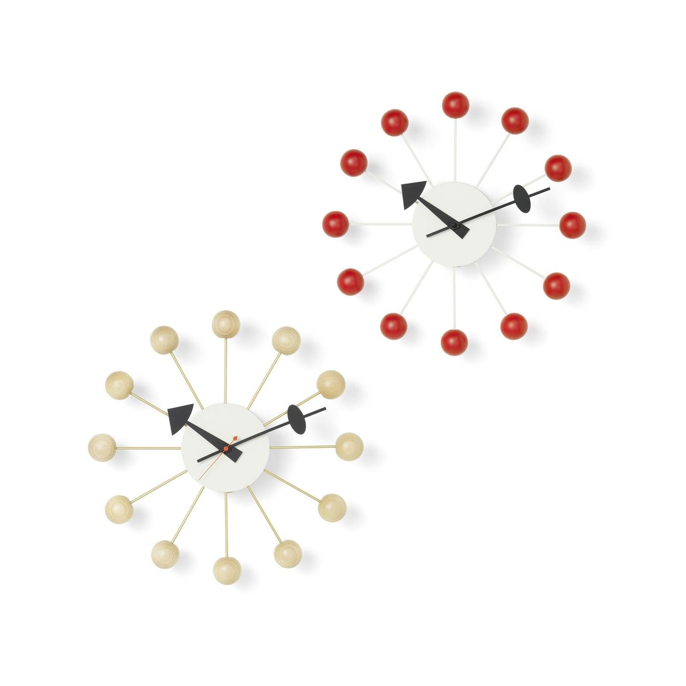 vitra ball clock orologio da parete - vendita online