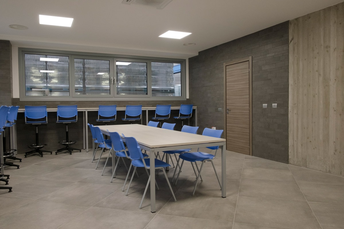 Gallery 16 Galvanina Realizzazione Della Chiara Workspaces