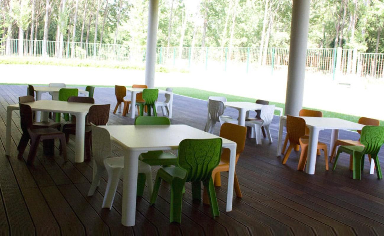 MAGIS Alma sedia - linus tavolo bambini gallery2