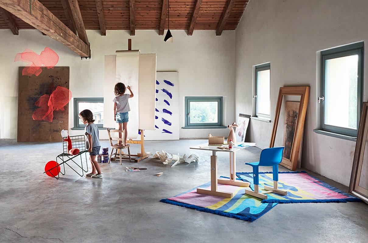 MAGIS LittleBig sedia regolabile bambini gallery 2