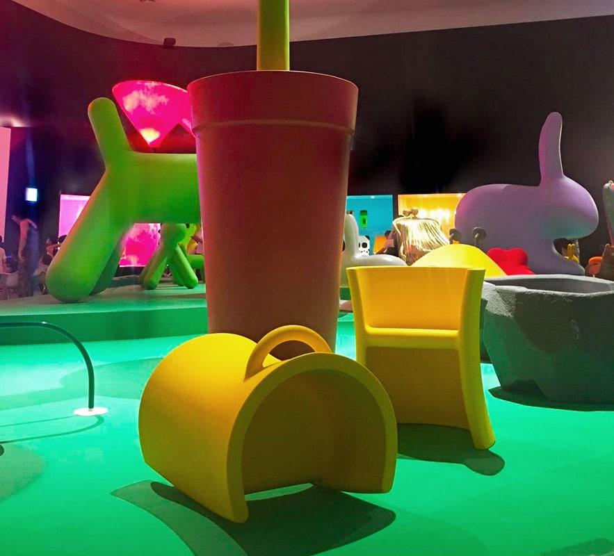 MAGIS Trioli sedia bambini cavallo dondolo gallery