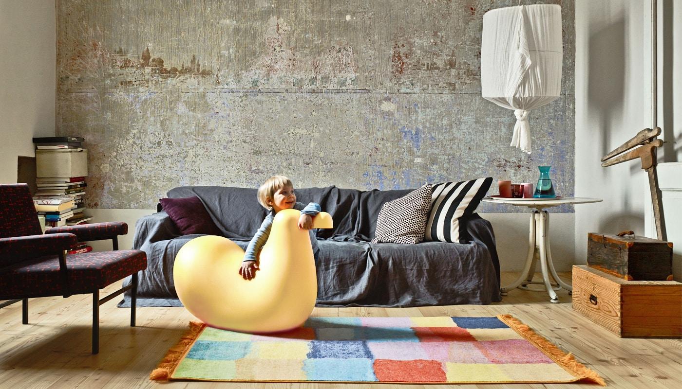 Magis Dodo sedia a dondolo per bambini - gallery