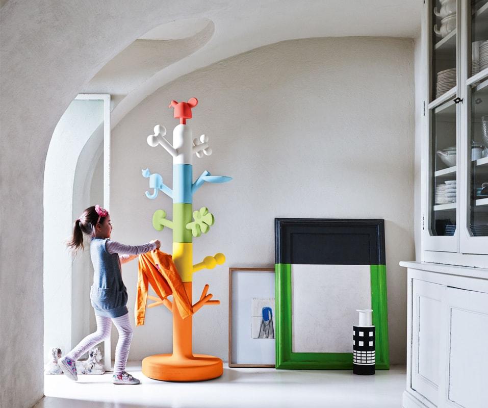 Magis Paradise Tree appendiabiti kids - gallery