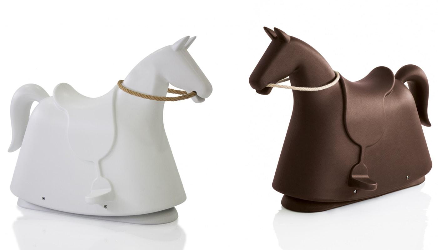 Magis Rocky cavallo a dondolo - gallery 2