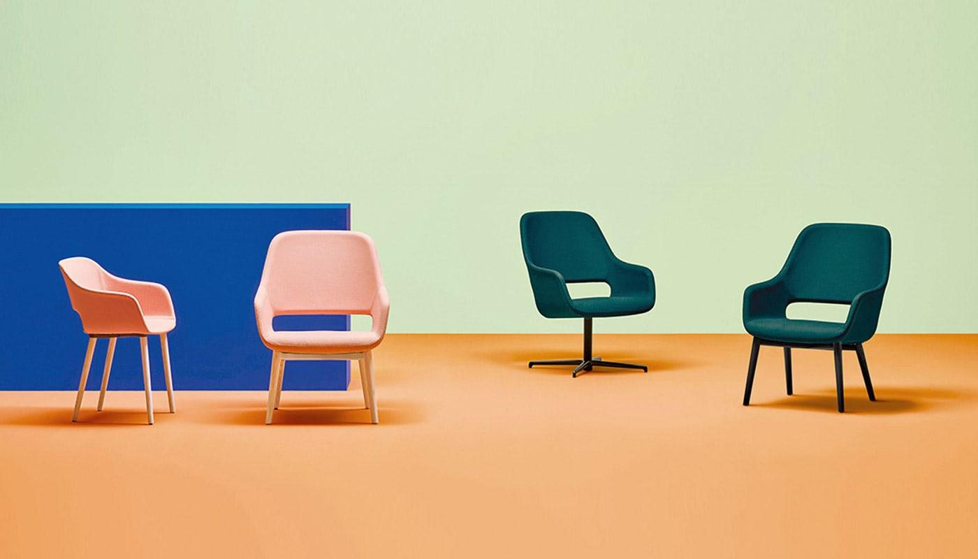 PEDRALI_Babila comfort lounge gallery