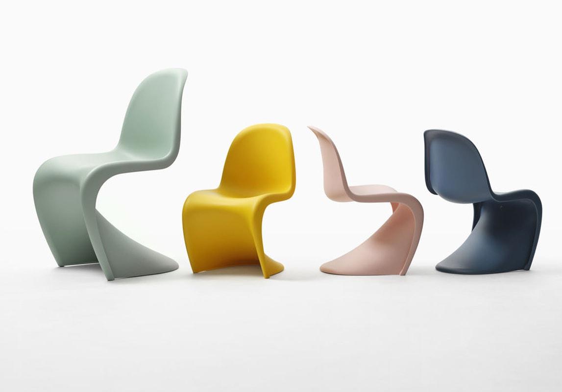Vitra panton chair junior - vendita online