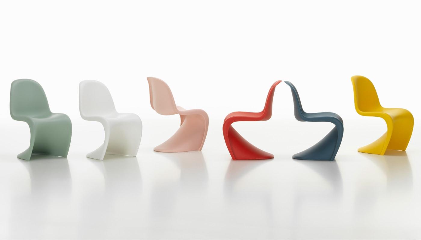 Vitra Panton Chair Junior - vendita- online - gallery