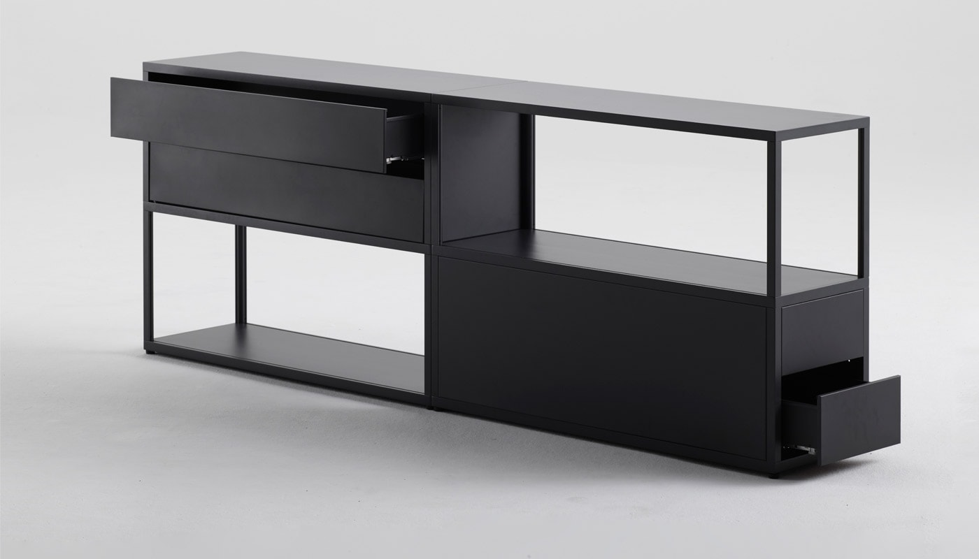 HAY New Order libreria modulare gallery 5