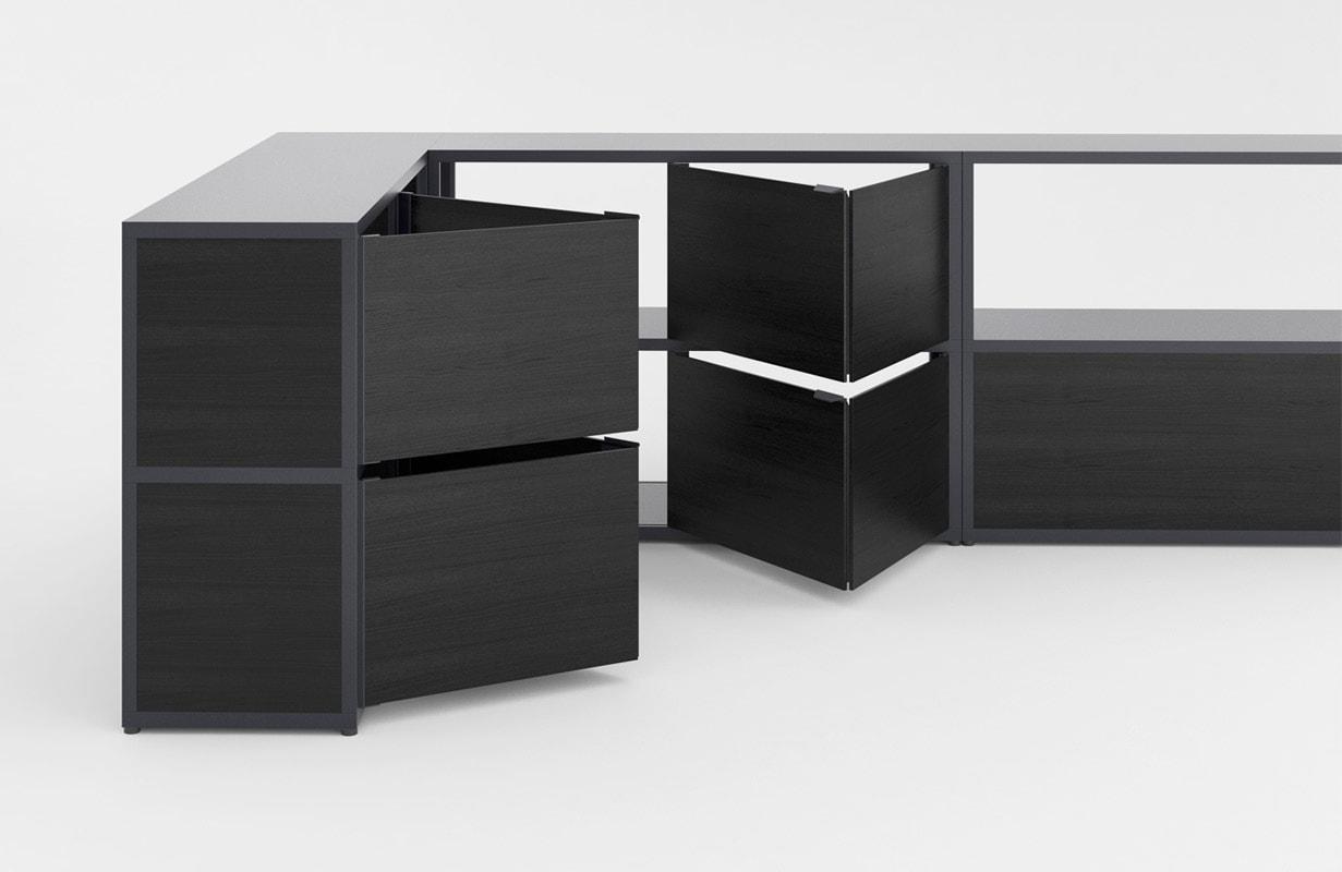 HAY New Order libreria modulare gallery 9