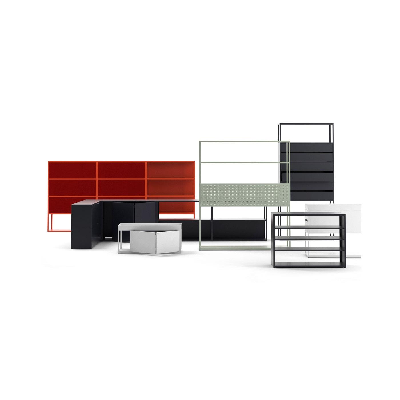 HAY New Order sistema archiviazione modulare