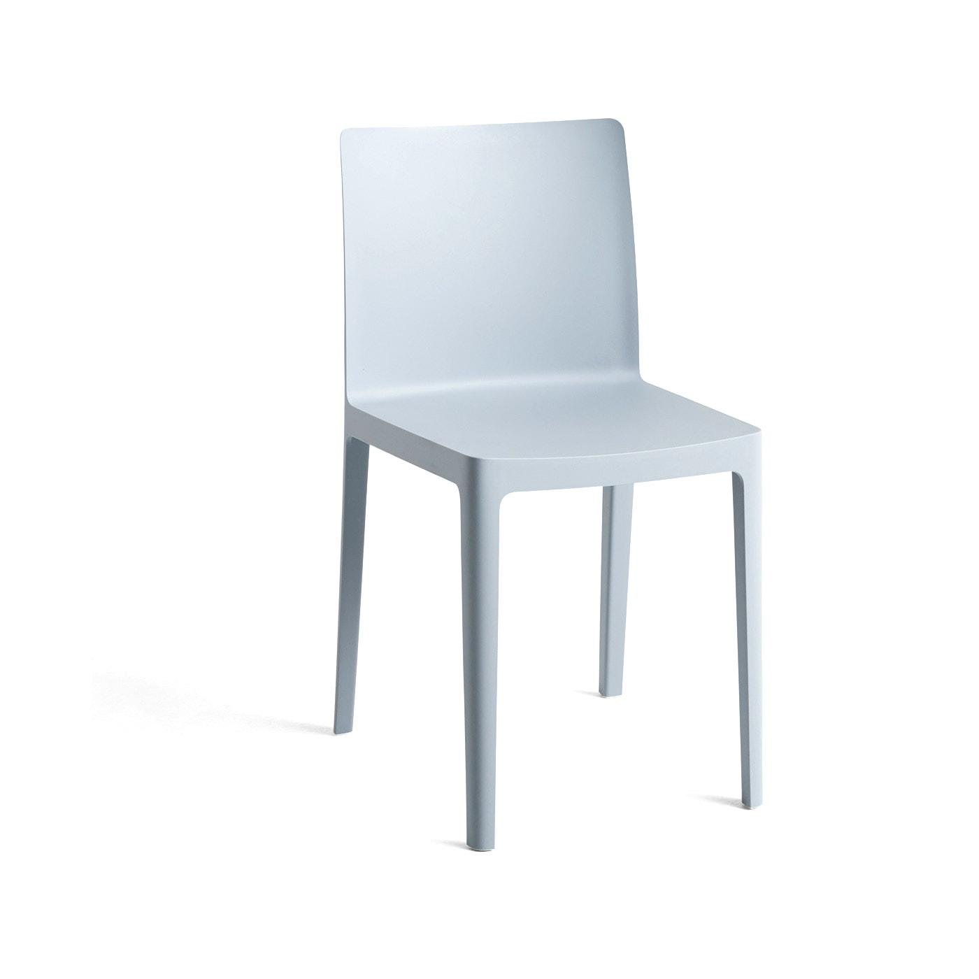 HAY Elementaire sedia blue grey