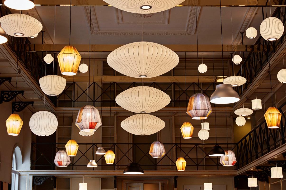 HAY Nelson Bubble - Bonbon lampada gallery 2