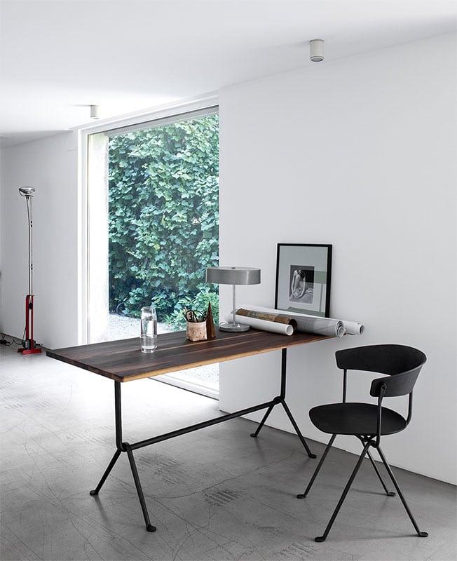 MAGIS Officina tavoli bistrot e sedia gallery 4