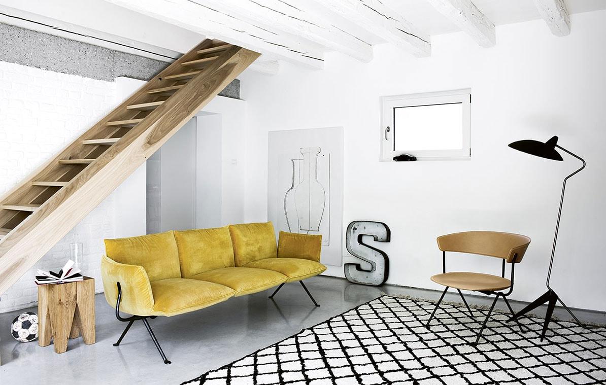 MAGIS Officina sofa e poltroncina gallery 1
