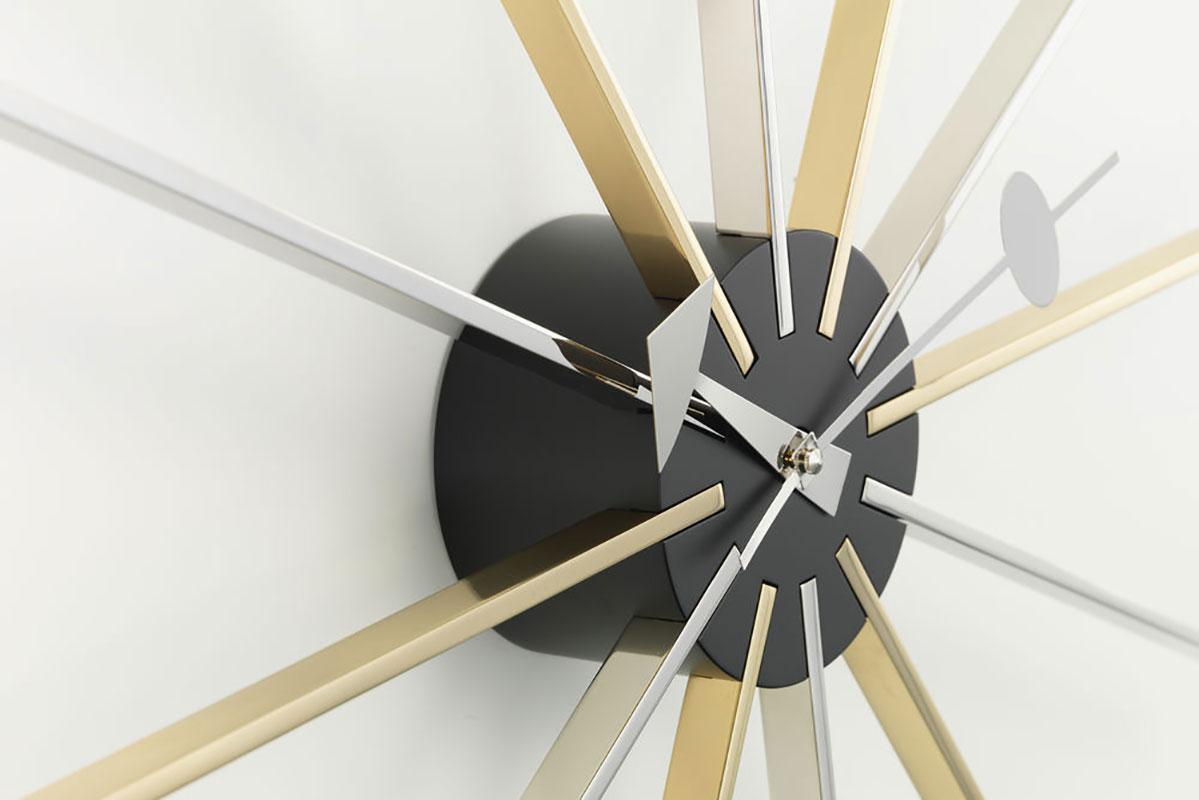 VITRA Star clock orologio da parete gallery 1